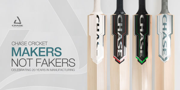Chase Cricket Bats 2016